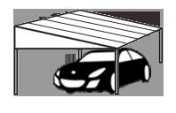Skillion carport wollongong