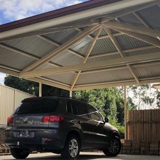 wollongong carport installation