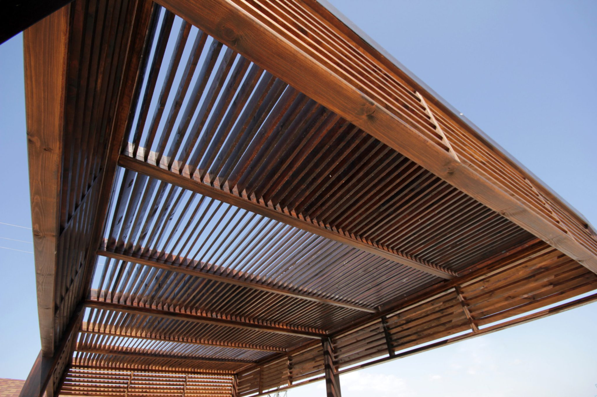 Wollongong Pergola installation